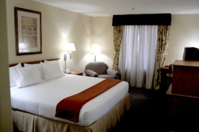 Holiday Inn Express -Nellis King Room 3 of 9