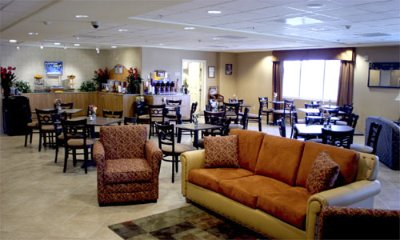 Holiday Inn Express -Nellis Lobby Area 4 of 9
