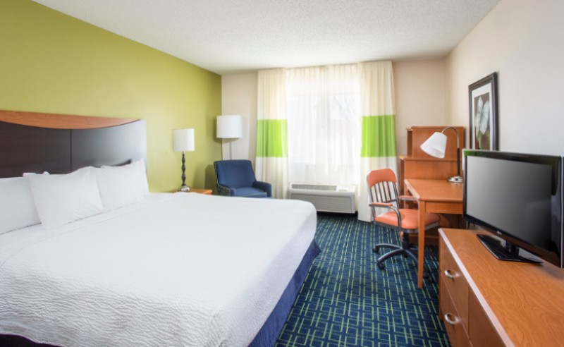 Image of Fairfield Inn by Marriott Plano