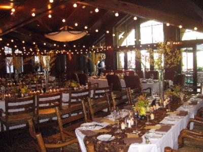 Cucina Rustica Set For A Wedding 6 of 13