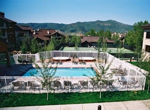 Poolside Views At Trappeur\'s Crossing Resort 3 of 11