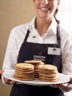 Enjoy Fresh Baked Cookies Upon Arrival 5 of 12