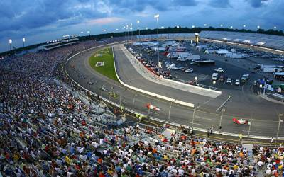 Richmond International Raceway 10 of 11