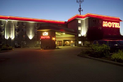 Image of King Oscar Motel Lacey