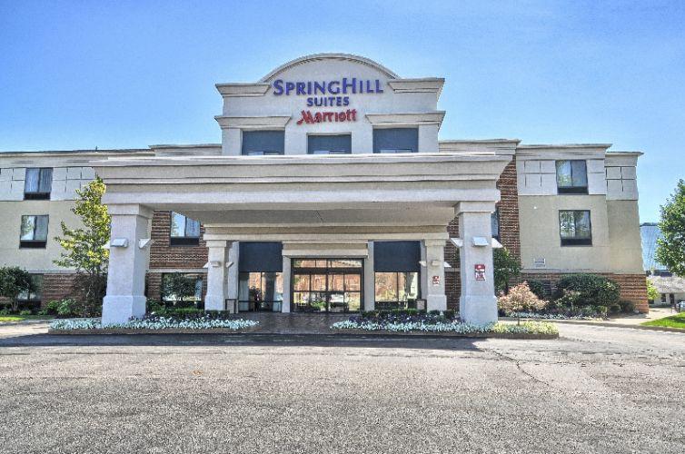 Springhill Suites By Marriott 28555 Northwestern Highway Southfield Mi 48034
