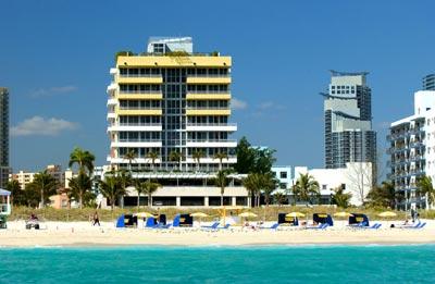Hilton Bentley Miami South Beach 101 Ocean Dr Fl 33139