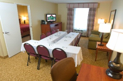 Presidential Suite Set Up For 9 People U-Shape 6 of 15