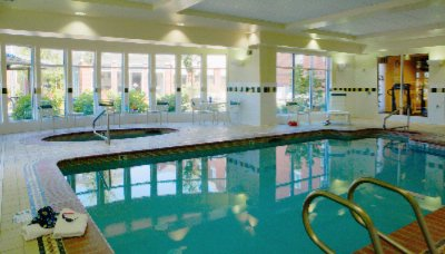 Indoor Pool And Spa 7 of 9