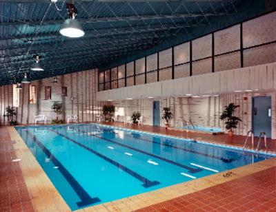 Indoor Olympic Size Swimming Pool 7 of 12