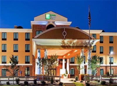 Holiday Inn Express & Suites Gulf Shores 1 of 4