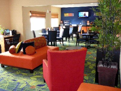 Fairfield Inn by Marriott Air Force Academy 1 of 4