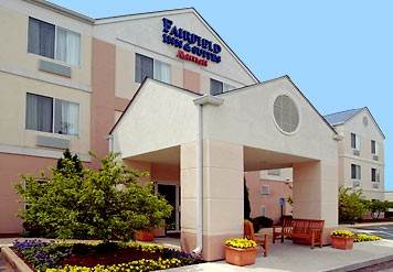 Fairfield Inn by Marriott Indianapolis Airport