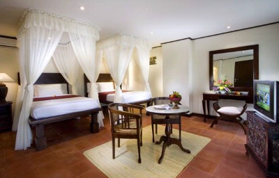 Ubud Chalet -Twin Bed 5 of 22