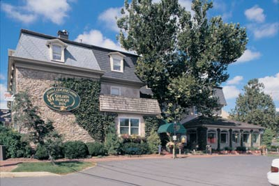 Image of Golden Plough Inn at Peddler's Village