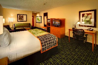 Executive King Room W/ Microwave & Fridge 4 of 9
