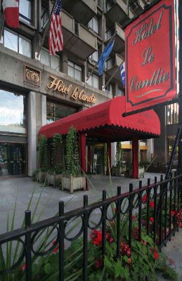 Hotel Cantlie Suites Montreal 1 of 12