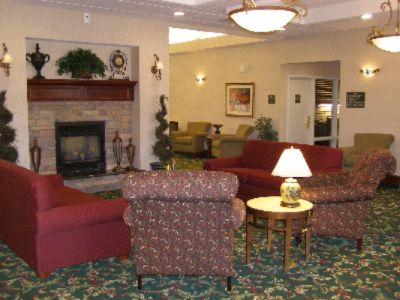 Make Yourself At Home In Our Beautiful Lobby Area 3 of 11