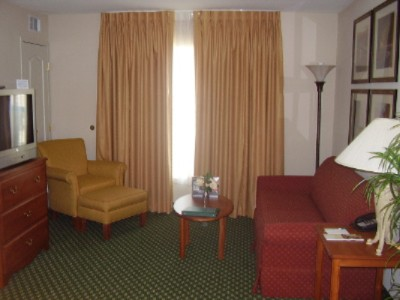 Our Spacious Living Rooms In Every Suite 4 of 11