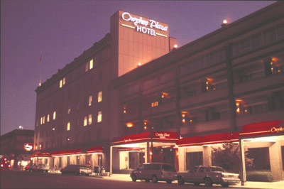 Image of Owyhee Plaza Hotel