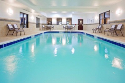 Indoor Heated Swimming Pool 4 of 9