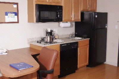 Fully Equipped Kitchen In Each Suite 3 of 10