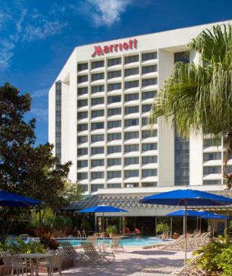 Image of The Tampa Marriott Westshore Hotel