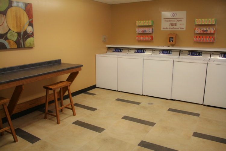 Complimentary Laundry Facility 21 of 27