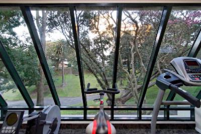 Guest Gym Overlooking Myers Park 15 of 16