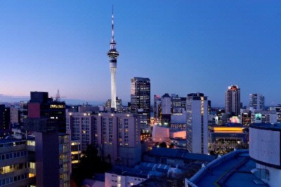Views From Top Floor Of Amora Hotel Auckland 16 of 16