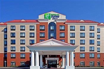 Holiday Inn Express Hotel & Suites Latham 1 of 18
