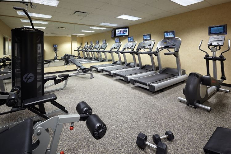 Exercise Room 6 of 21