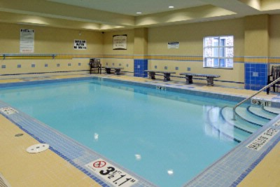 Relax In Our Heated Indoor Pool. 5 of 7