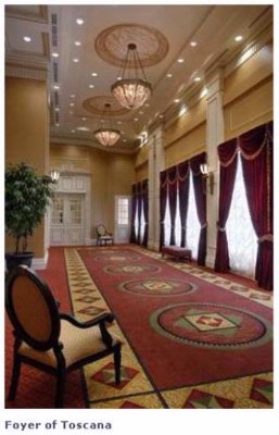 Toscana Ballroom Foyer 8 of 11