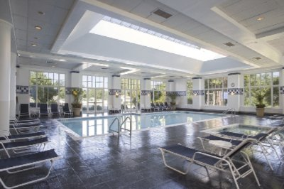 The Hotel Hosts Both Indoor And Outdoor Pools! 11 of 11