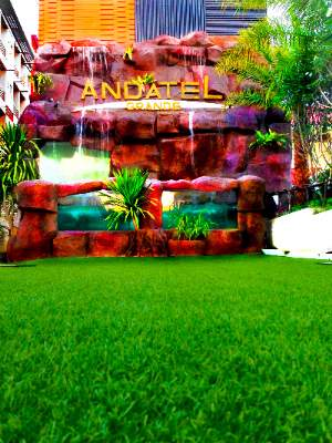 Welcome To Our Blissful Lounge... Andatel Reception And Green Lounge Area 8 of 31