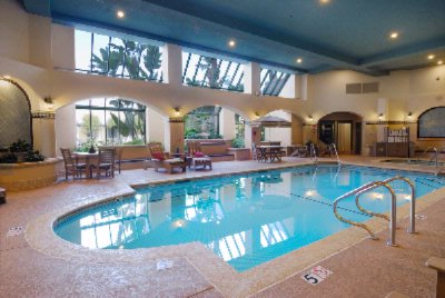 The Hotel Features An Indoor Heated Pool Sauna And Jacuzzi 5 of 9