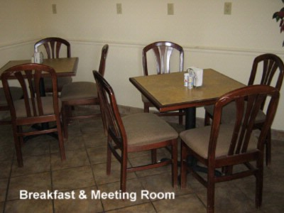 Breakfast Area Small Meeting 3 of 15