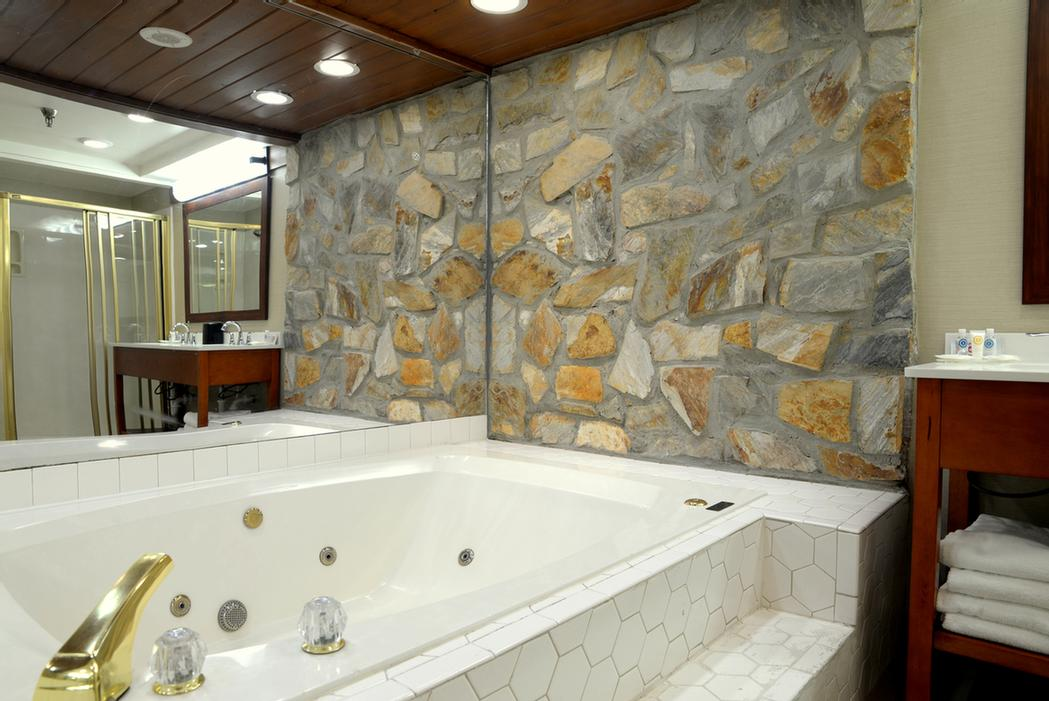 King Suite W/ Whirlpool Tub 9 of 11