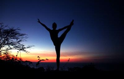 Yoga At Sunset -Recreo Costa Rica 8 of 25