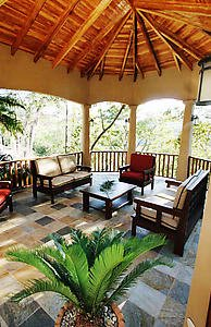 Patio At Recreo Villa 5 10 of 25
