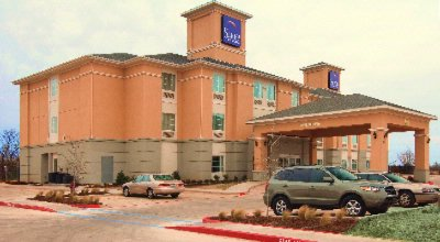 Sleep Inn & Suites (University) Abilene 1 of 22