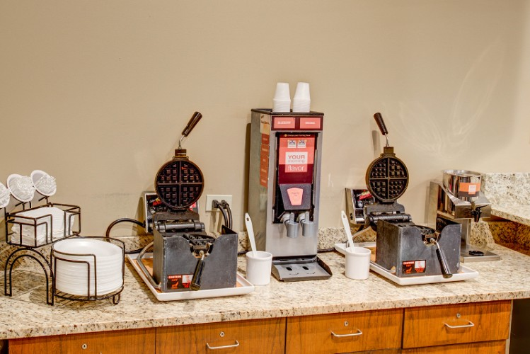 Your Morning Breakfast-Waffle Station 19 of 30