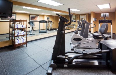 24 Complimentary Fitness Center. 9 of 14