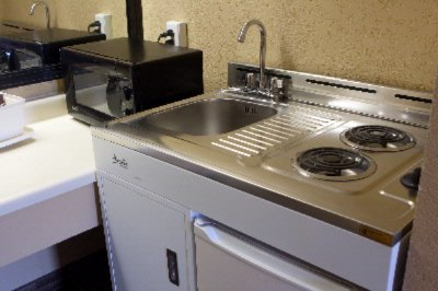 Kitchenette Facility In Rooms 8 of 8