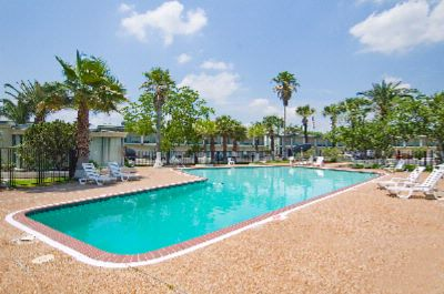Americas Best Value Inn Hotel Pool