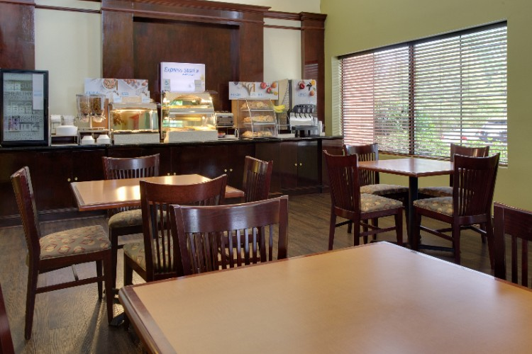 Our Community Room Where Our Hot Complimentary Breakfast Is Served Daily From 6:00 A.m. Until 9:30 A.m. 7 of 14