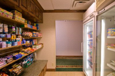 Incase You Have The Midnight Munchies Or Need To Grab Something On The Go Our Suite Shop Has All Your Needs. 12 of 13