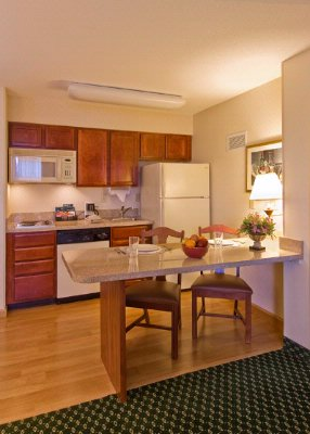 Suites Also Bost Full Kitchens With All The Extras. 9 of 13