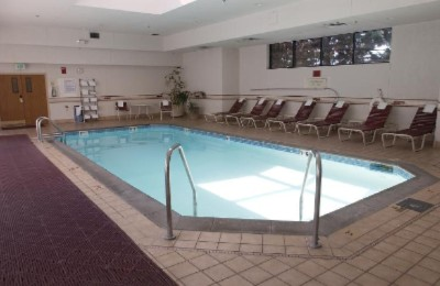 Our Indoor Pool Is Available Year Round! 9 of 10