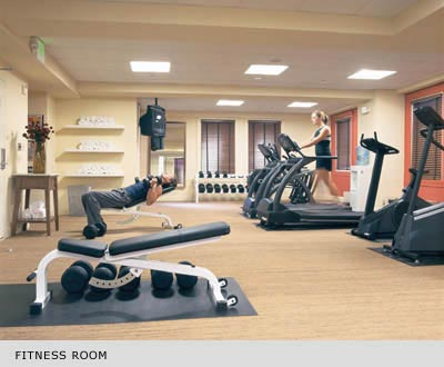 Hotel Fitness Facility 4 of 19